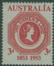 AUS SG271 3d Rose-Red Tasmania Postage Stamp Centenary